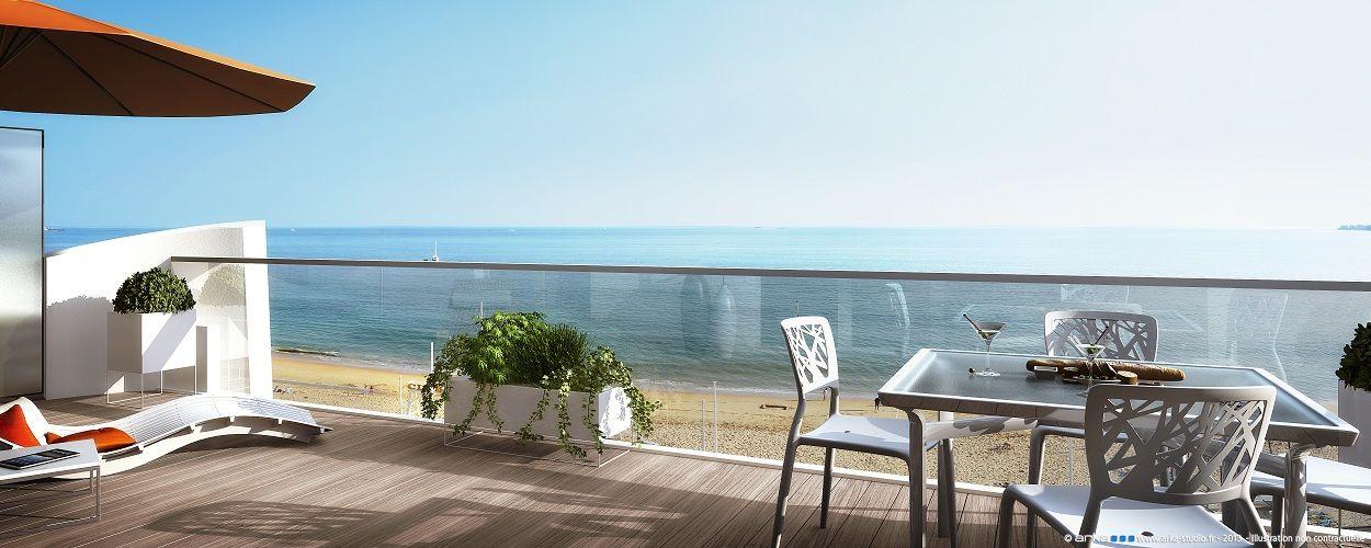 Investir dans un logement neuf en bord de mer i bati for Achat appartement dans le neuf