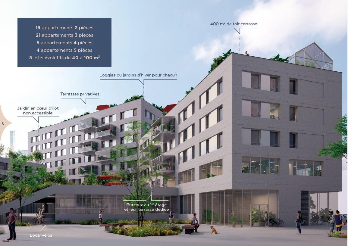 Appartement Avec Jardin Nantes achat appartement neufs à nantes o-slow - bati-nantes