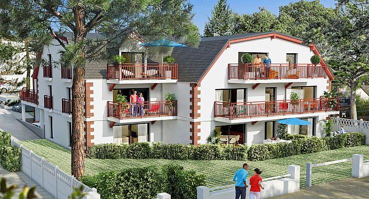 lot - Villa Bonne Source - Pornichet
