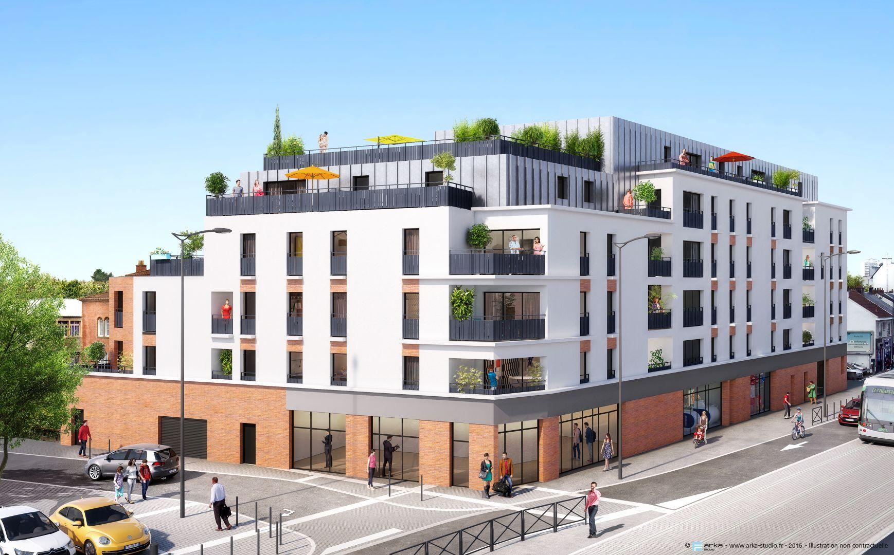 Pr sentation bati nantes promoteur immobilier neuf nantes for Maison de l emploi nantes
