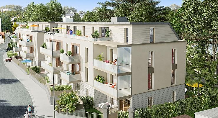 appartement - Jardin Capucine - Saint-Sebastien-Sur-Loire