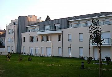 logement - Jardins de Don Bosco - NANTES