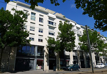 logement - Port Royal - NANTES