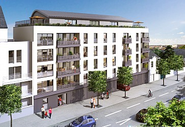 logement - Villa Montaigne - NANTES